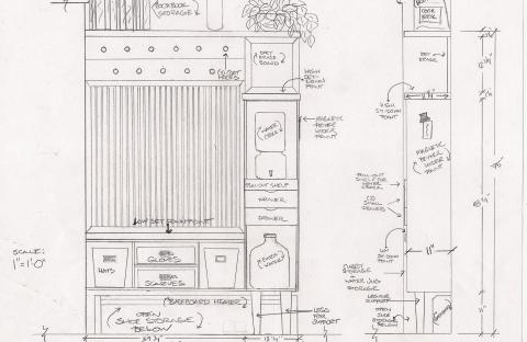 woodworking plans under bed storage | European Woodworking Plans